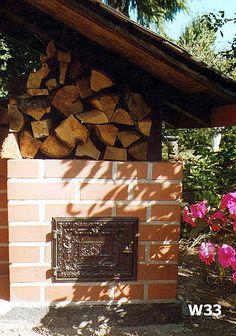 Od projektu, do wędzonek - czyli jak Wojtek Minor budował wędzarnię Smoke House Plans, Smoke House Diy, Barbacoa, Backyard, Construction, Crafts, Meat Smokers, Decks, Building