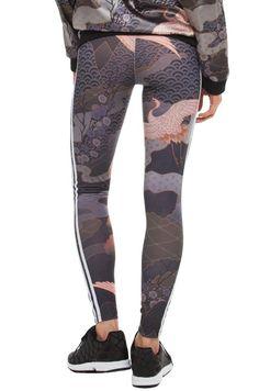 Adidas | Rita Ora Geisha Leggings | Active Leggings -AKIRA