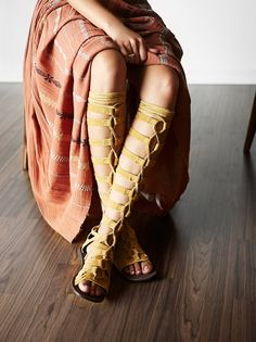 Cypress Gladiator Sandals from Free People!