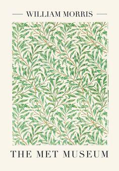 Vintage Art Prints, Vintage Posters, William Morris Patterns, William Morris Art, Art Exhibition Posters, Science Illustration, Scrap, Affordable Art, Free Illustrations