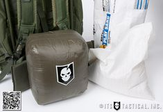 How to Make a Sandbag Pill for Weighted Ruck Runs