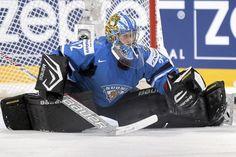 Blackhawks Ante Up. Sign Finnish Goalie Antti Raanta