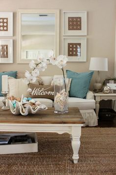 Craft Decorate Coastal With Michaels