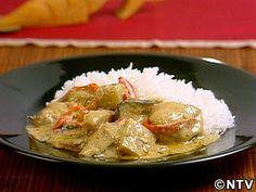 タイ風グリーンカレーのレシピ|キユーピー3分クッキング