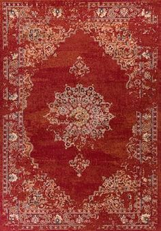Red Rugs and Red Area Rugs | Rugs USA