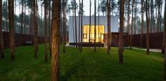 Cube House by Yakusha Design