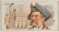 Captain Bartholomew Sharpe | Golden Age of Piracy | Pirates of the Spanish Main Trading Cards (1888 ...