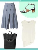 What To Wear When You're On The Go ALL Day #refinery29  http://www.refinery29.com/what-to-wear-when-you-re-on-the-go-all-day