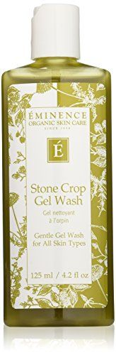 Eminence Organic Skincare. Stone Crop Gel Wash(125 ml) * Be sure to check out this awesome product.