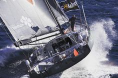Yann Eliès, actuellement 6e au classement, devrait passer le Cap de Bonne Espérance dans la nuit prochaine à bord de @groupequeguiner / Yann Eliès, 6th at ranking, should pass the Cape of Good Hope in the night ! _______________________________ #VG2016 #extreme #sailing #instasailing #sailingworld #roundtheworld #offshoresailing #oceanmasters #offshore #imoca60 #vendeeglobe #vendeeglobe2016 #solosailors #oceanracing #picoftheday #photooftheday #instapic