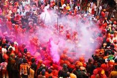 Biggest Holi festival with international Presence.