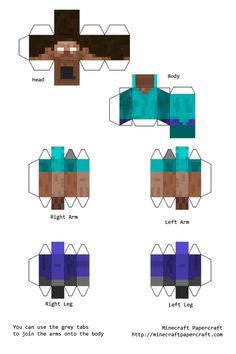 Printables - Minecraft fan club