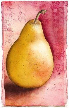 Pinky Pear by Martha Lever