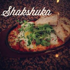 Shakshuka is a delicious combination of eggs, tomatoes, and spices popular across the Middle East and North Africa.
