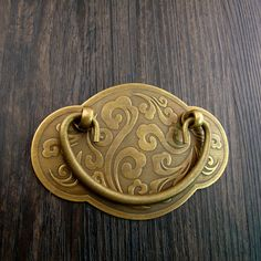 brass made : 1 pcs 100MMx65MM brass Cabinet door handle,brass handle,Drawer…