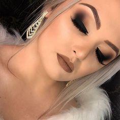Gorgeous Makeup: Tips and Tricks With Eye Makeup and Eyeshadow – Makeup Design Ideas Flawless Makeup, Glam Makeup, Makeup Inspo, Makeup Inspiration, Blonde Makeup, Makeup Ideas, Blonde Beauty, Makeup Trends, Make Up Looks