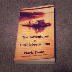 The Adventures of Huckleberry Finn is a classic! This book was only used once, and it's in great condition! Other