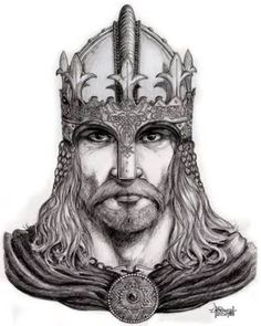 The last Anglo-Saxon King of England Harold II