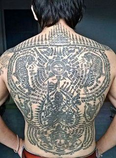 Tattoo Thailand