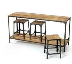 tabouret de bar industriel on pinterest bar stools