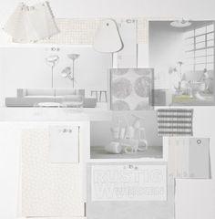 Moodboard white..