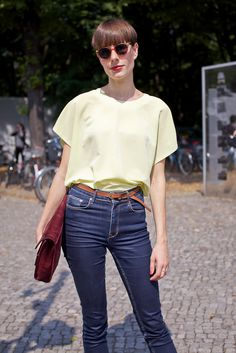 Outfit inspirations... on the streets of Berlin #streetstyle #fashion #style #moda #mode