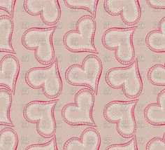 Seamless pattern with hearts, 100421, Backgrounds, Textures, Abstract,  Download, Free, Vector, eps, clipart, jpg, images, clip art, graphics
