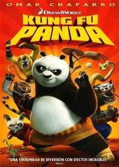 Po es el oso panda más vago de todas las criaturas del Valle de la Paz. Con poderosos enemigos acercándose, la esperanza es depositada en una antigua profecía que dice que un héroe se alzará para salvarles.