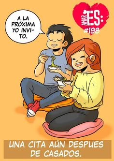 Vieñetas que describen lo que es el amor - Taringa!