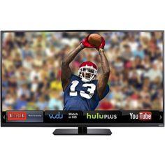 "VIZIO 60"" Class LED 1080p 120Hz SMART HDTV (1.94"" ultra-slim), E601i-A3"