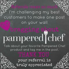 Whether you want to shop for new kitchen tools, get free products by hosting a cooking show, or start your own Pampered Chef business, I can help you do it all. Pampered Chef Party, Pampered Chef Recipes, Pampered Chef Catalog, Chef Pictures, I Chef, Pamper Party, Facebook Party, I Am Awesome, Cooking