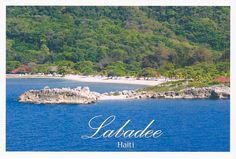 129  Labadee, northern coast of Haiti