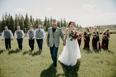 Haley & Clinton - Country Wedding in Olds Summer Wedding, Diy Wedding, Rustic Wedding, Wedding Songs, Wedding Couples, Country Wedding Photos, The Beautiful Country, Wedding Confetti, Party Photos