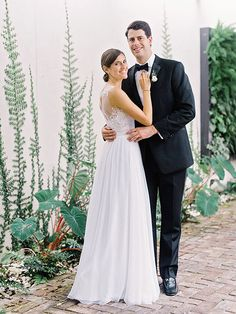 Brides: South Carolina Wedding at Cannon Green in Charleston: Photos