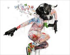 London, UK artist Antony Micallef