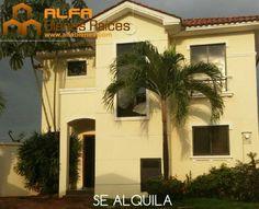 Se Alquila Comoda Casa Urb. Santa María Casa Grande  Para mayor información ver el link: http://www.alfabienes.com/2066/inmuebles/alquiler-casa-2-dormitorios-av-leon-febres-cordero-rivadeneira-guayaquil-g-inmobiliaria