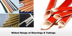 www.electricalinsulations.net has a wide range of Sleevings & Tubings.