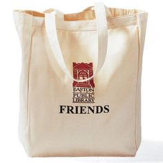 "- Roomy shopping bag in strong cotton canvas - 22"" handles - Double reinforced open top and bound inner seams - Large imprint area - Product size and color may vary slightly"
