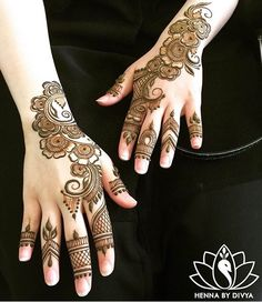 Henna designs/ideas