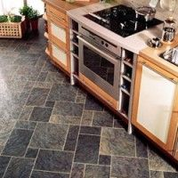 kitchen flooring ideas | remodeling an apartment | pinterest