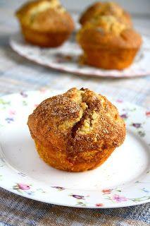 Cinnamon Coffee muffins
