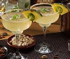 This Spicy Pineapple Margarita recipe will help create sweet moments.