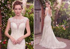 Vestido de Noiva IN-A413N