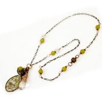 Lichen - Necklace