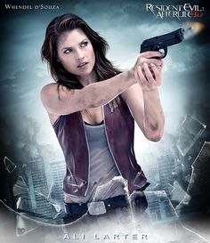 claire redfield resident evil movie - Google Search