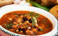 фасолевый-суп