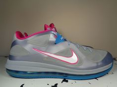 promo code eb809 06413 Men Nike Lebron James 9 IX Fireberry Wolf Basketball shoes size 16 US 510811 -002