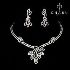 #Jwellery of #diamond. #Traditional #India #Diamond #jewellery by #Charu…