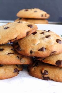 Cookies con chips de chocolate - Cakes a medida