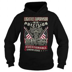 Logistics Supervisor Job Title T Shirts, Hoodies. Check price ==► https://www.sunfrog.com/Jobs/Logistics-Supervisor-Job-Title-T-Shirt-103752494-Black-Hoodie.html?41382